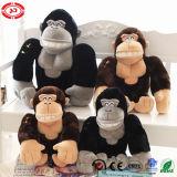 Jouet populaire de Special de peluche de mascotte du best-seller de singe de Noël