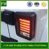 Illuminazione multifunzionale della parte posteriore del fanale posteriore per gli accessori del Wrangler della jeep