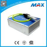 Высокая эффективность 20W 30W 50W пульсировала маркировка лазера волокна