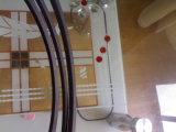Обернутый регулируемый пояс резины v для моющего машинаы