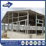 Укрытие Prefab лошади стальных рамок стабилизированные/ферма молочных скотов/дом цыпленка/сарай цыплятины
