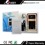 Radioapparat 7 Zoll-videotür-Telefon-Wechselsprechanlage-Türklingel-AusgangsÜberwachungskamera-Monitor Doorphone