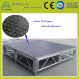 Étape simple assemblée par aluminium extérieur de la lumière DEL d'événement de performance (002)