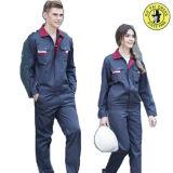 직업적인 제조자 광저우에 있는 주문 남녀 공통 노동자 100%년 면 작업복 제복