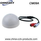 可聴周波監視サーベイランス制度(CM09A)のための高い定義CCTVのカメラのマイクロフォン