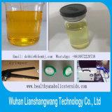De injecteerbare Anabole Supplementen Bodybuilding van Sustanon 250mg/Ml van de Olie van Steroïden Gele Gezonde