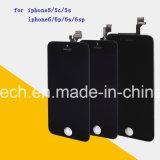 Экран касания LCD индикации мобильного телефона новый на iPhone 5 5s 5c 6 6s 6plus 6splus