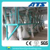 Linha de processamento aprovada GV da produção da alimentação do cultivo de aves domésticas do ISO do Ce