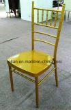 Cadeira de Chiavari Tiffany do casamento da pilha do metal (LL-0060C)
