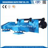 Bomba Single-Stage da estrutura da bomba e da pasta da mineração da energia eléctrica (150SV-SPR)