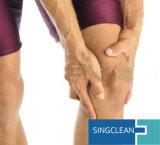 Injeção de Hyaluronate do sódio para o joelho