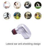 Самый малый беспроволочный Hands-Free миниый шлемофон наушников с Mic & уменьшением шума