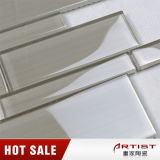 Hotselling Wholesale Strips Glass Stone Mosaic Tile