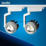Luz de la pista del LED para la ropa departamento, salón de muestras con 20W y 30W