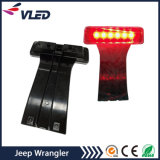 Qualidade superior para Jeep Wrangler Brake Light 07-14 Wrangler Up Plug and Play Wrangler Brake Light