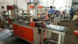 Plastikhandschuh, der Maschine herstellt
