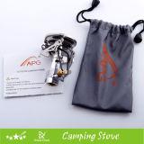 Stufa di campeggio portatile con la superficie di ceramica del bruciatore