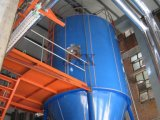 Secador de spray centrífugo profissional para leite e café