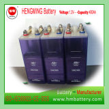 Hengming 1.2V400ah Gnz400の小型のタイプニッケルカドミウム電池のKpmシリーズ(NICD電池)充電電池