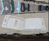 電子工学の製品のための印刷されたボール紙が付いている明確なペットまめの荷箱