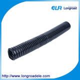Conducto del metal flexible, conducto acanalado flexible del PVC