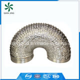 Conducto flexible de aluminio inflamable