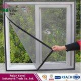 Anti setaccio a maglie 100% dell'insetto del poliestere DIY per la finestra magnetica della rete di zanzara della finestra