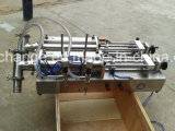 Halb Selbstfüllmaschine für verschiedene Flüssigkeit und Paste