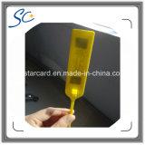 Etiqueta del sello de la frecuencia ultraelevada RFID del plástico para la gerencia logística de las mercancías