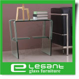 Rimuovere la Tabella concentrare di vetro piegata con due portelli laterali