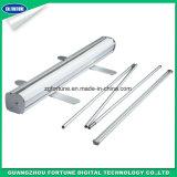 2.5kg Sliver Exposição Exposição alumínio Roll up Stand