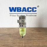Filtro de combustível do petróleo do filtro de combustível do elemento de filtro do separador de água 2040pm do filtro de combustível do filtro de Wbacc 900fg/500fg/600fg