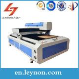 Machine de découpage acrylique gravée de laser de plexiglass de machine de découpage de laser de gravure sur bois