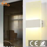 Lâmpada de parede interna moderna do diodo emissor de luz do quadrado da alta qualidade