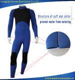 Wetsuit surfant de Triathlon mou de qualité de forme physique de modèle de mode d'hommes