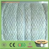 Cobertor de lãs de rocha da isolação da absorção sadia para a parede