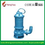 고품질 슬러리 펌프, 잠수할 수 있는 수도 펌프