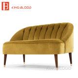 Bank van het Fluweel van de Kleur van de luxe de Gouden voor Europees Land