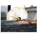 平板の切断の花こう岩または大理石(HQ700)の45ヘッド回転を用いる石造り橋鋸引き機械
