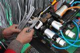 Cordon de connexion moulé par 4pr de ftp de Category6 UTP