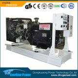 Elektrischer beweglicher wassergekühlter festlegender gesetzter Schlussteil-mobiler Dieselgenerator