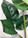 La soie fleurit la pivoine florale de disposition de fleur de décor de Rose de maison artificielle de noce