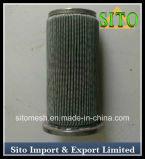 ステンレス鋼のこし器のカートリッジ、編まれた金網フィルター