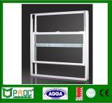 Singola finestra appesa di profilo di alluminio con la traversa dalla fabbrica cinese