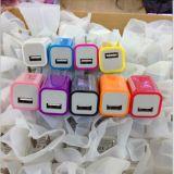 다채로운 5V 1A USB 충전기 벽 충전기 접합기
