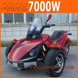 Vierradantriebwagen-Fahrrad-Dreirad des elektrischen Strom-7kw ATV