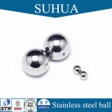 Esfera del acero inoxidable de la bola de acero 25.4m m de 1 pulgada