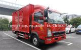 Sinotruk HOWO 4*2 화물 자동차 트럭