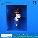L'extracteur mobile de vapeur de soudure de Pur-Air pour la machine de soudage à gaz émet de la vapeur l'extraction (MP-4500DH)