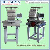Holiaumaの平らな刺繍機械のための刺繍領域360*1200mmの単一のヘッド刺繍機械価格